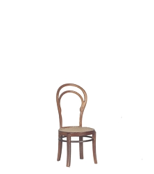 1:12 Scale Platinum Miniature 1859 Thonet Bentwood Chair