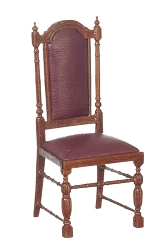 1:12 Scale JBM Miniature 1620 Jacobean Chair