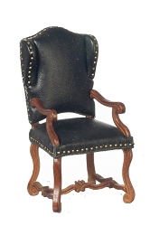 1:12 Scale JBM Miniature Spanish Style Side & Wing Chair Collection