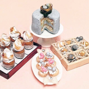 Vintage Modern Bakery March 2016 Collection